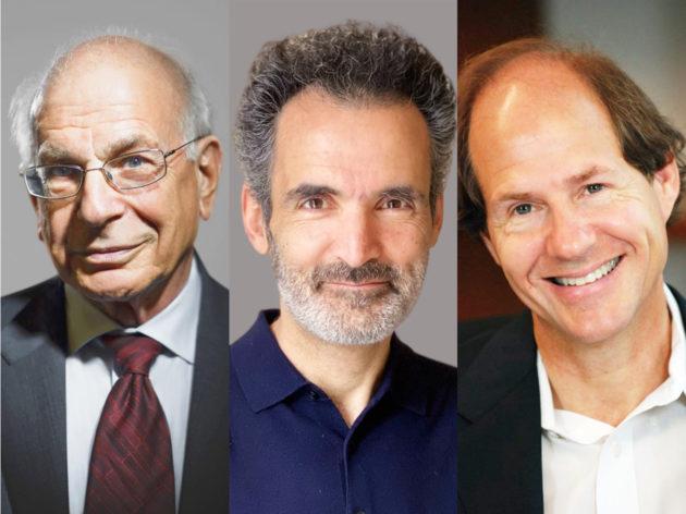 Daniel Kahneman, Olivier Sibony, and Cass Sunstein: Noise - Jewish  Community Center of San Francisco