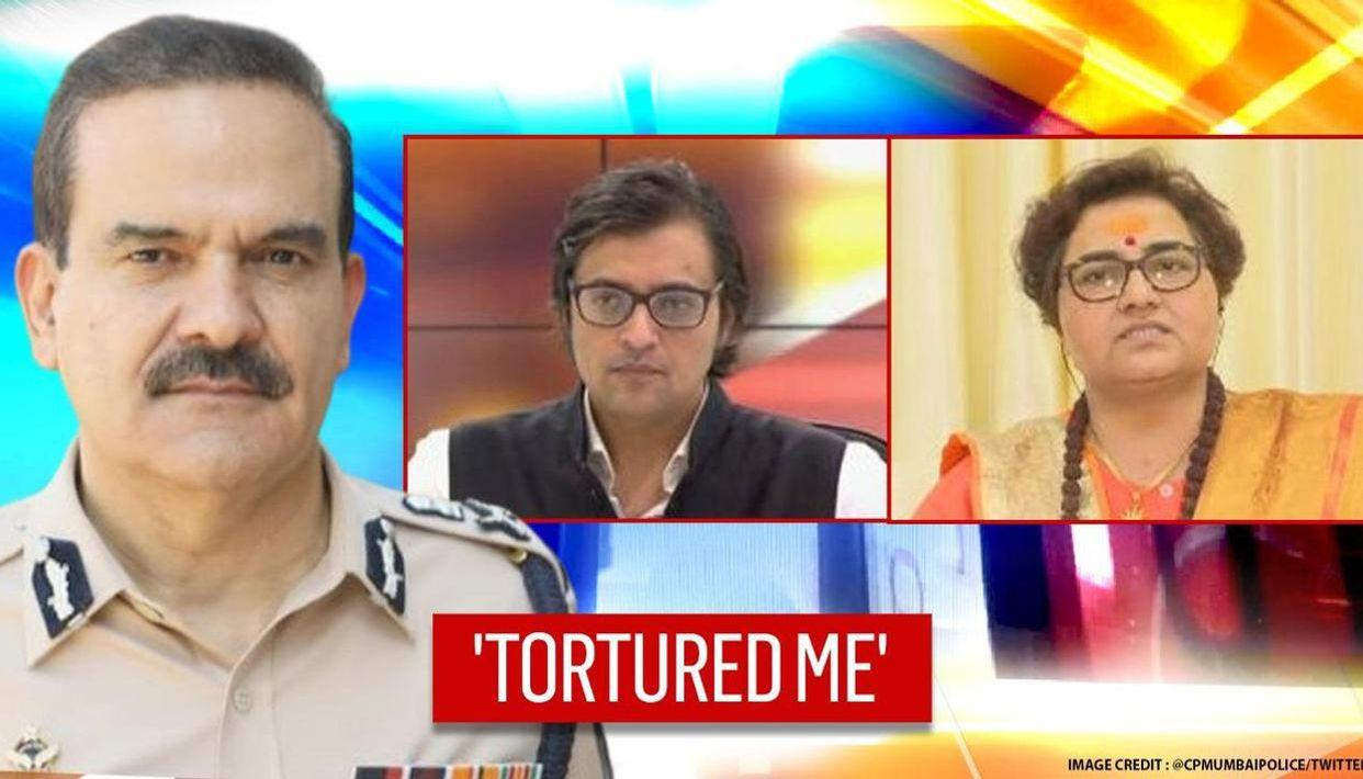 Sadhvi Pragya reveals terrifying level of torture by Param Bir, says 'beat  me with belts'