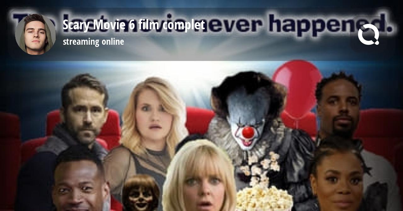 Scary Movie 1 Stream
