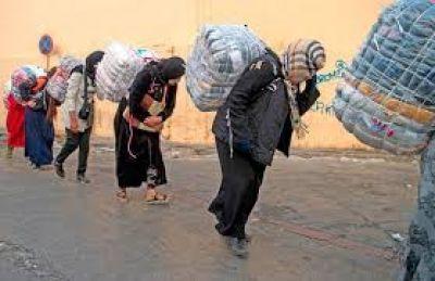 Mule Women of Morocco