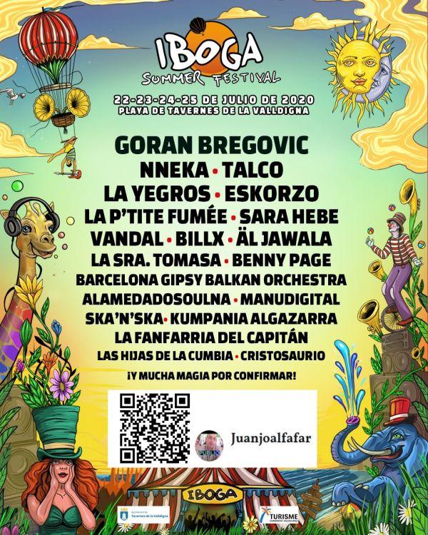Nuevas confirmaciones de Iboga Summer Festival