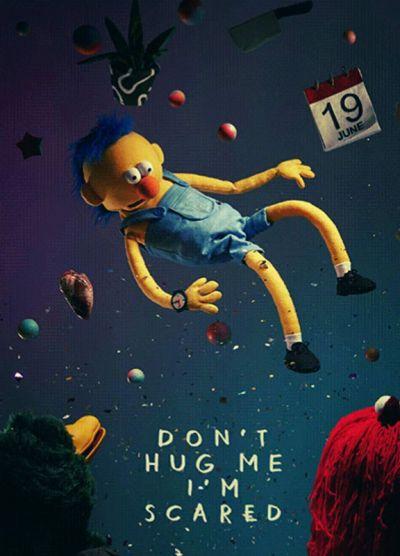Una serie de marionetas perturbadora: NO ME ABRACES TENGO MIEDO