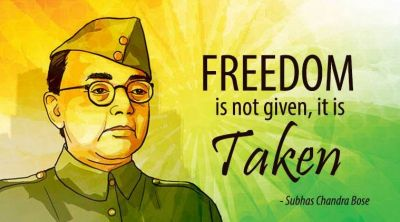 Remembering Netaji, the immortal national hero of India