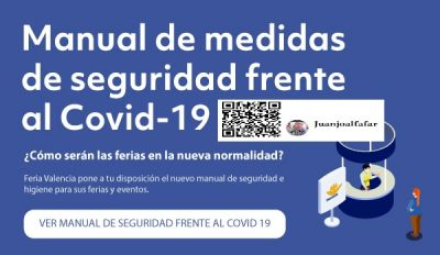 Feria Valencia Protocolo del Covid-19
