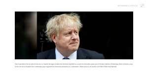 À la une Grande-Bretagne: Des élections le 12 décembre pour sortir de l'impasse du Brexit