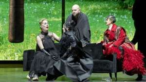 Vienna opera house stages first opera by woman
