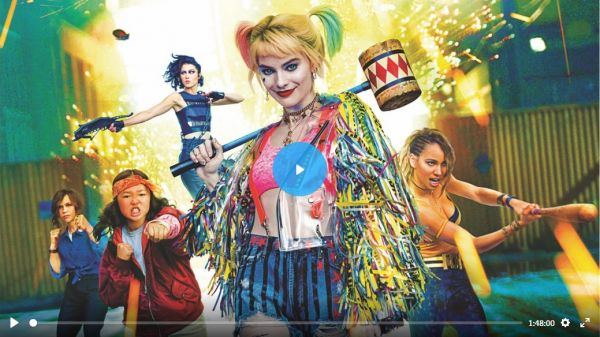 [STREAMING VF] Birds Of Prey Et La Fantabuleuse Histoire De Harley Quinn (2020) Film Complet en Streaming VF Entier Fran