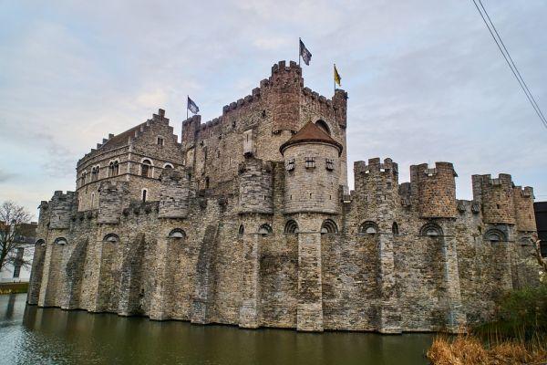 Gravensteen: el castillo más aterrador de Gante / Gravensteen: Ghent's most terrifying castle