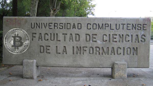 Blockchain for Journalists at Complutense University