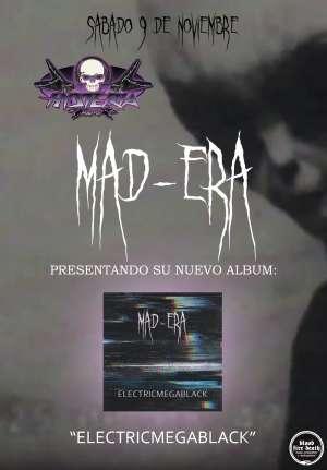 'Facebreaker' es el nuevo videoclip de MAD-ERA
