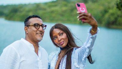 Naomi Campbell's Kenya tourism role causes row