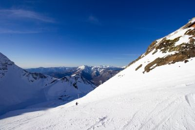 Russian Alps