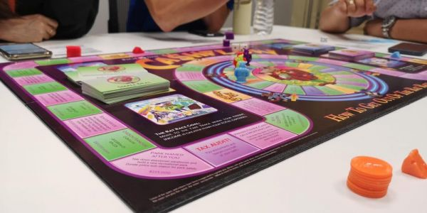 (IJCH) Board Games? (Strongly Recommend the CASHFLOW game instead of Monopoly)