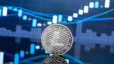 Litecoin jumped 132% in two months