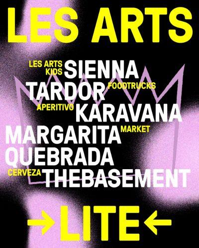 Lanzamiento de la segunda edición de Les Arts Lite, presentado por Festival de les Arts 2020