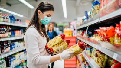 Covid: Supermarkets say shortages are not widespread