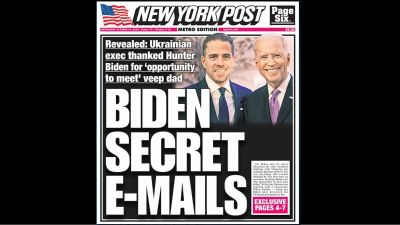Why tech giants limited the spread of NY Post story on Biden?