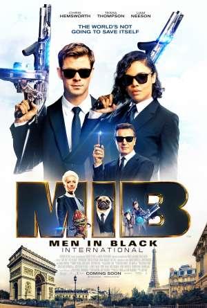 Men in Black, International