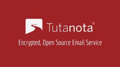 Tutanota: el correo electrónico verde