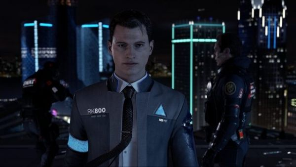 "(IJCH) Connor ""Story of Humans"" - Detroit: Become Human 2018 (Awesome!)"