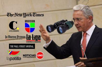 Periodistas de Francia, Venezuela y Colombia entre los nuevos seguimientos ilegales del Ejército