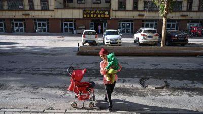 Twitter deletes China embassy's Xinjiang 'emancipation' tweet
