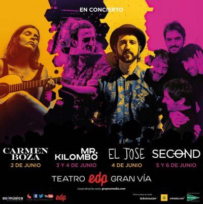 Conciertos en Madrid esta semana
