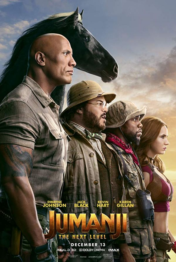 [!REGARDER] Jumanji 2: next level '2019' FILM COMPLET en Streaming VF