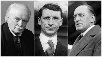 NI 100: Who were the major players in 1920?