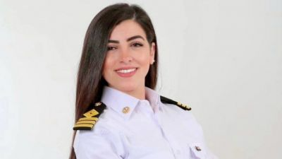 Marwa Elselehdar: 'I was blamed for blocking the Suez Canal'