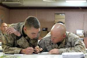 (IJCH) Why a few Marines learned some Math - Not just any Math, the Nash Equilibrium!