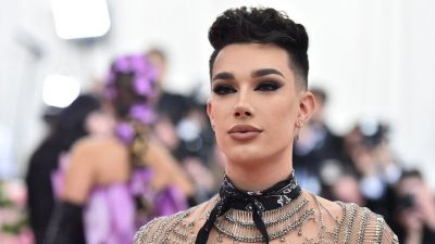 James Charles: YouTube star admits messaging 16-year-old boys