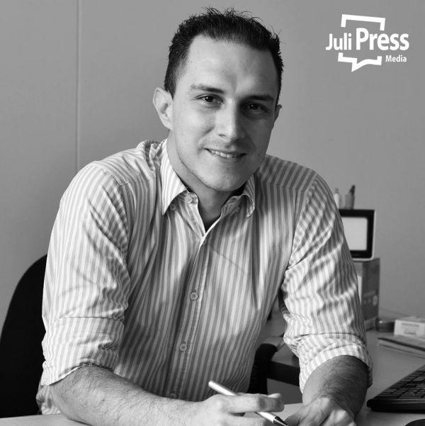 ¿Por qué Julián Rendón decidió hacer periodismo en Blockchain?
