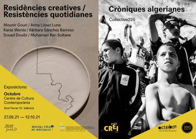 Mostra Viva exhibe las crónicas argelinas y el arte del Magreb