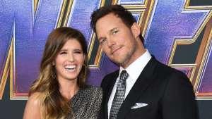 Katherine Schwarzenegger says Chris Pratt helps her handle stress: He's 'very calming'