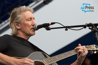 Regresarán las protestas a Latinoamérica una vez termine el virus: Roger Waters