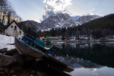 Trip to Lake Riza. Part 3