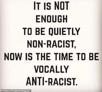 Anti-racism Quotes