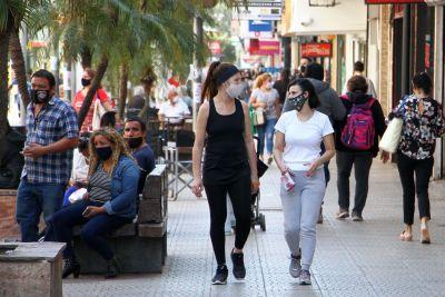 Según cálculos, el 2,9% de la población argentina tuvo COVID-19