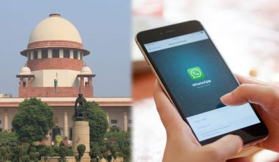 Supreme Court of India Notice to WhatsApp