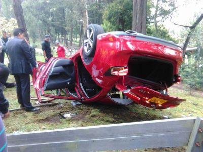 Investigar el accidente de tránsito