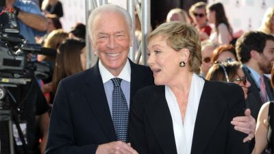 Christopher Plummer: Hollywood pays tribute to 'one of the greats'