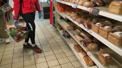 Brexit food supply fears grow: 'It's too late, baby'