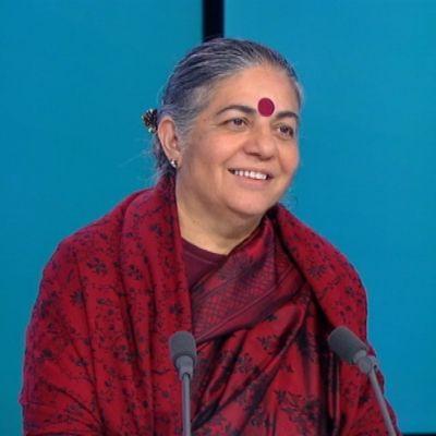 Vandana Shiva, A Great Samaritan