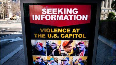 Capitol riots: How many arrests so far?