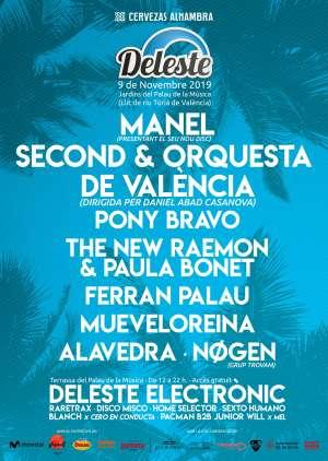 Second y La Orquesta de València en concierto