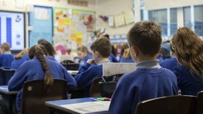 NI primary school principal says children 'failed by executive'