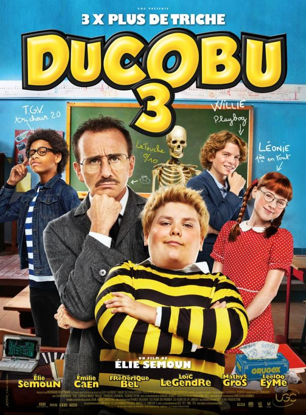 [STREAMING VF] Ducobu 3 (2020) Film Complet en Streaming VF Entier Français