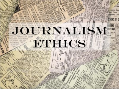 Ethics Morality and the Media