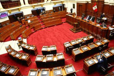Congreso peruano debatirá este viernes la moción de vacancia contra el presidente Vizcarra